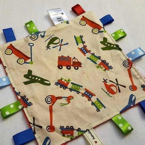 Scoot Tag Comforter