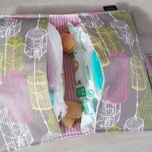 Birdhouse Nappy Wallet