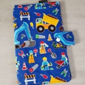 Construction Nappy Wallet