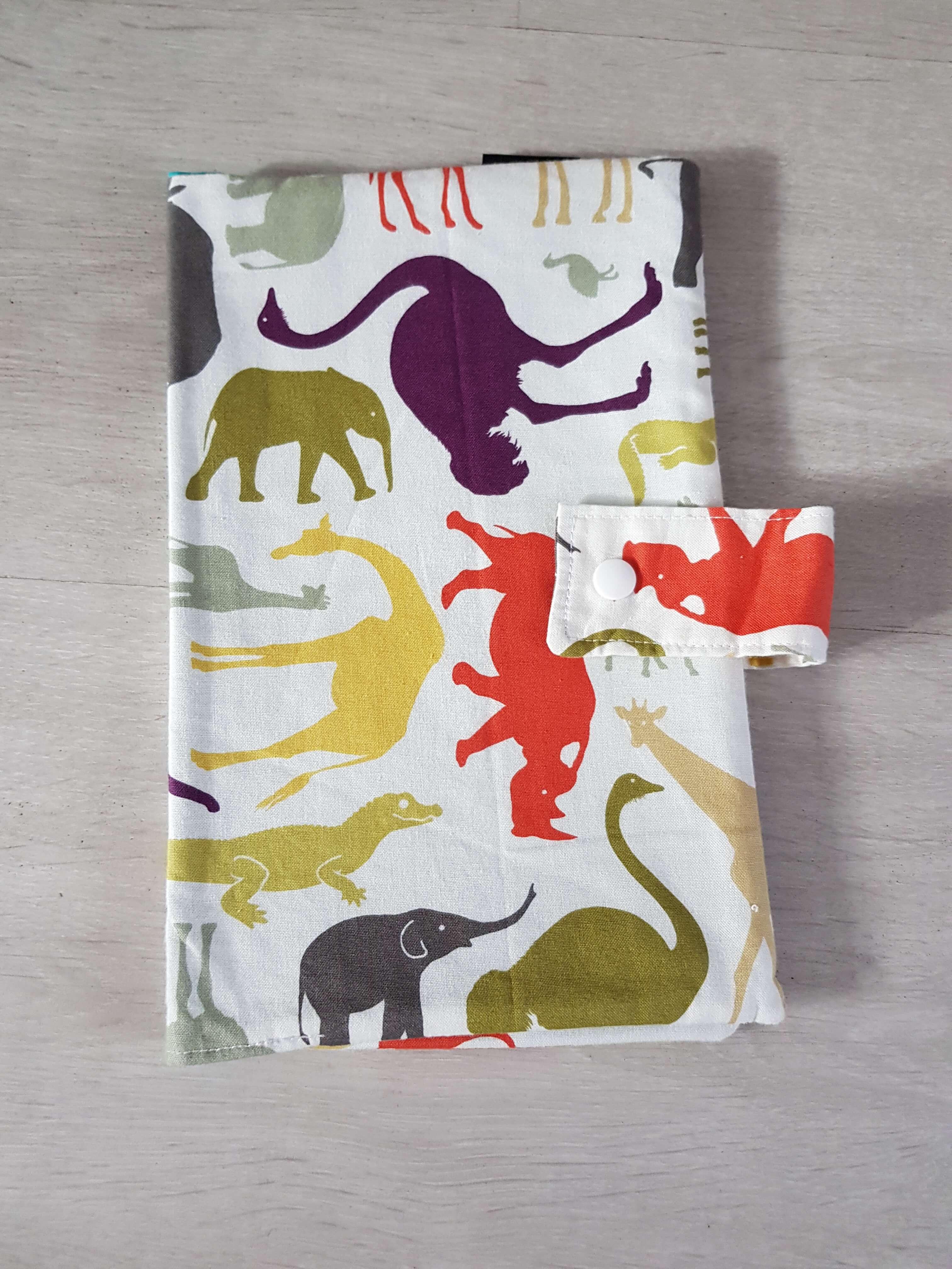 Safari Nappy Wallet