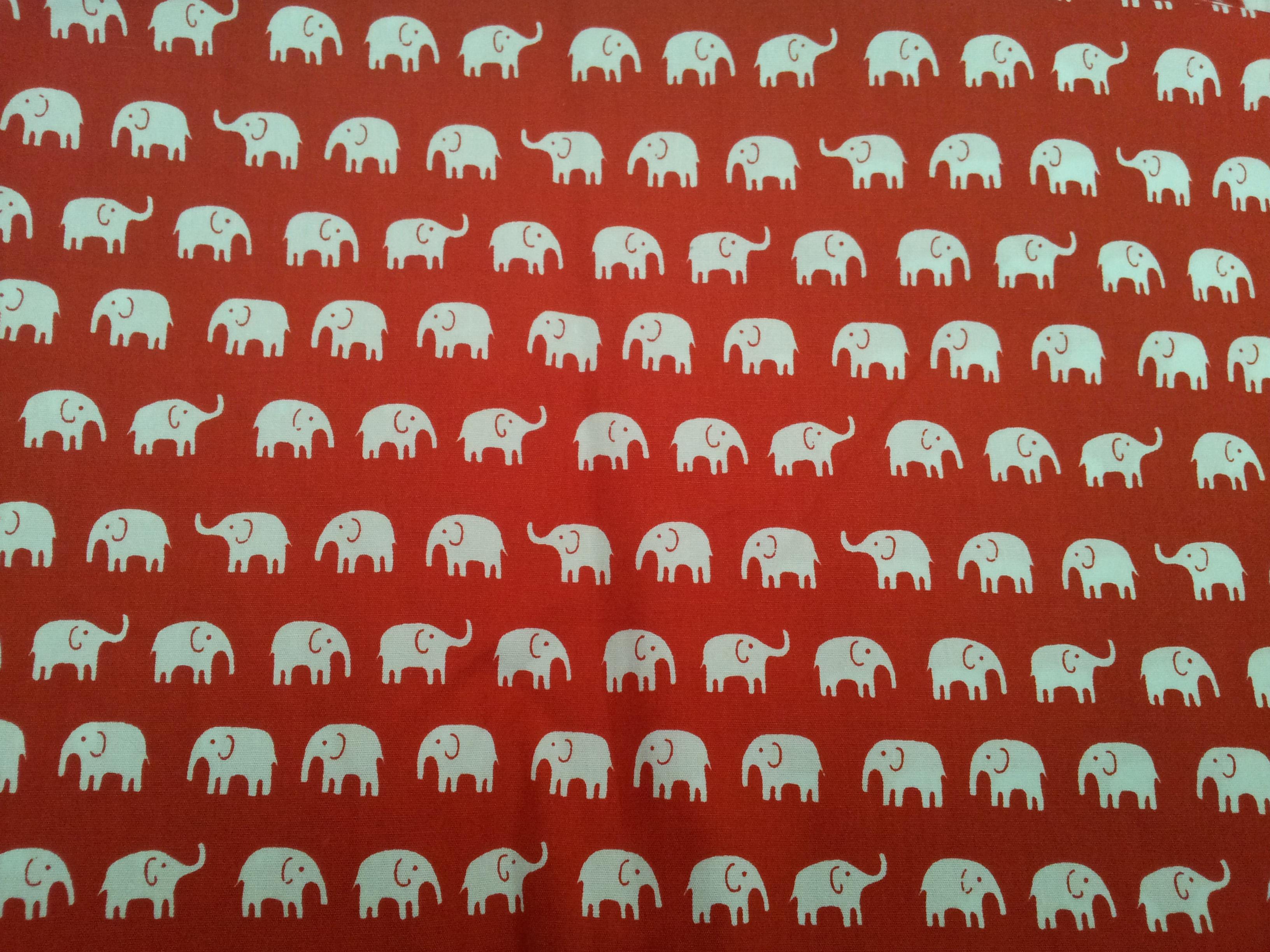 Red Elephants