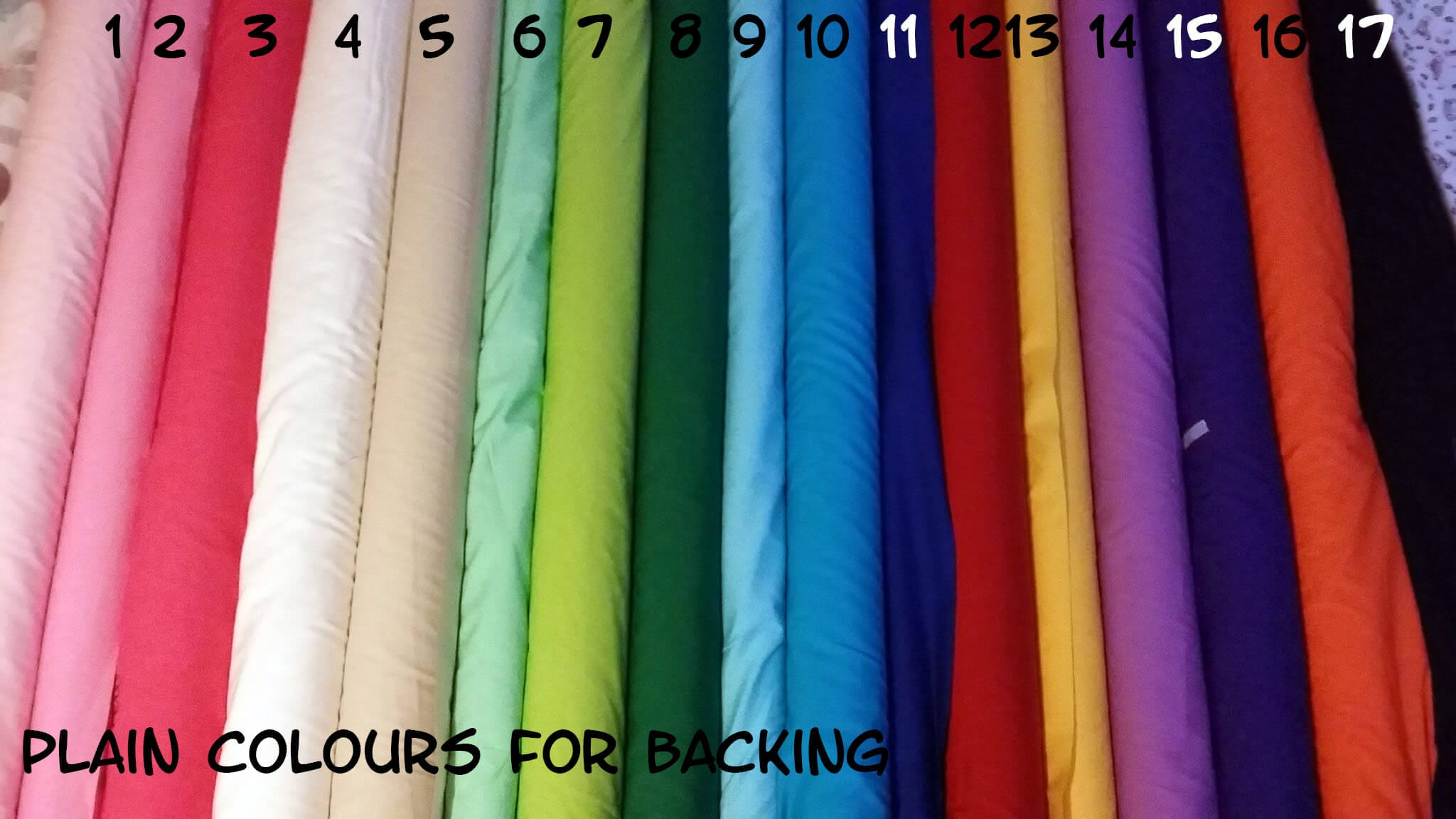 Plain Colours