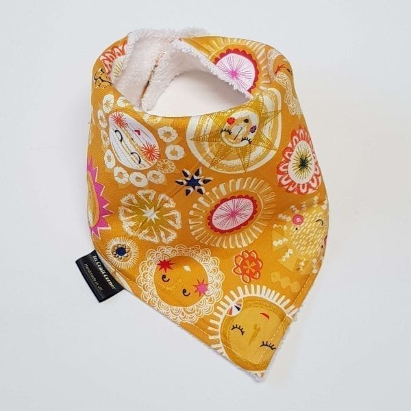 Sunshine Dribble Bib