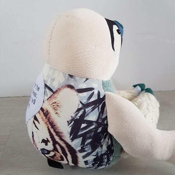 Memory Sloth Back