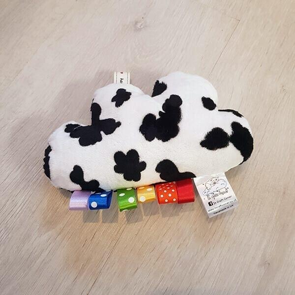 Cow Print cuddle cloud