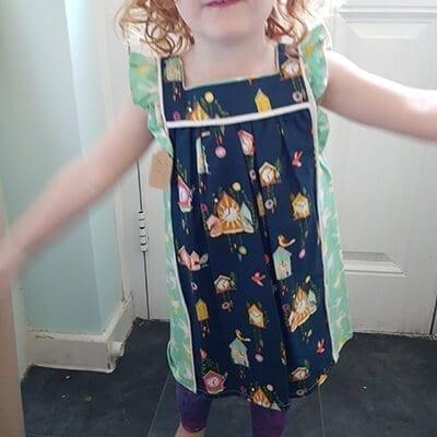 Cuckoo Clock dress 2-3yrs