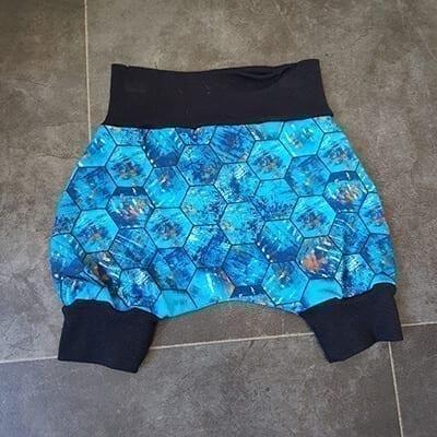 3-6m harem shorts