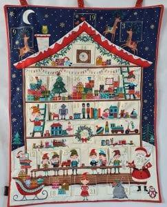 Santas workshop Advent Calendar