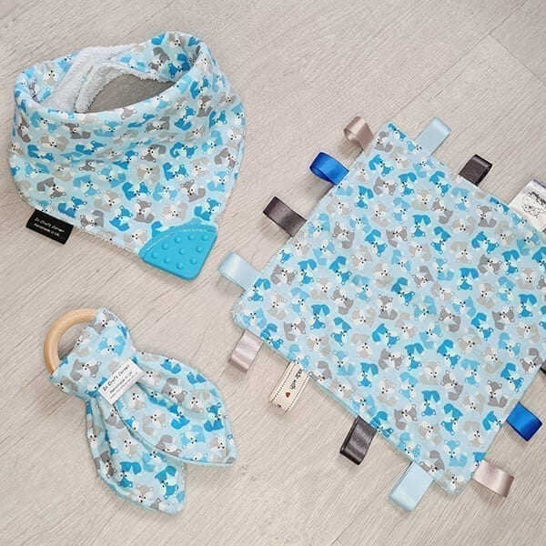 Blue Foxes 3 piece bundle