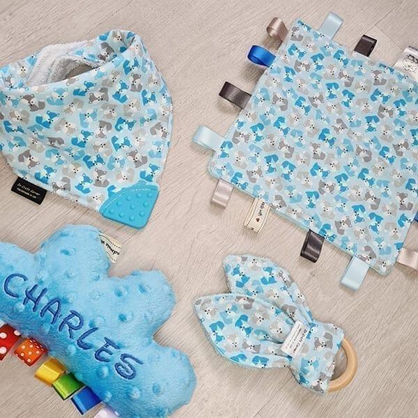 Blue fox 4 piece bundle
