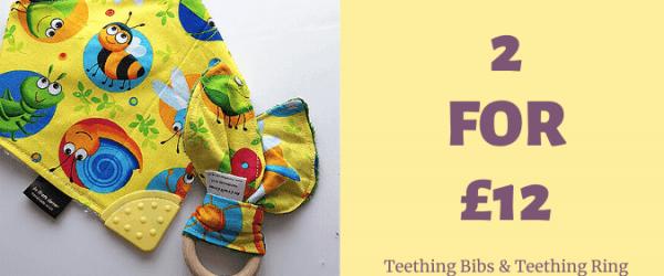 Teething bundles offer