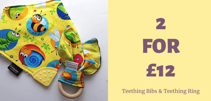 Teething bundles offer