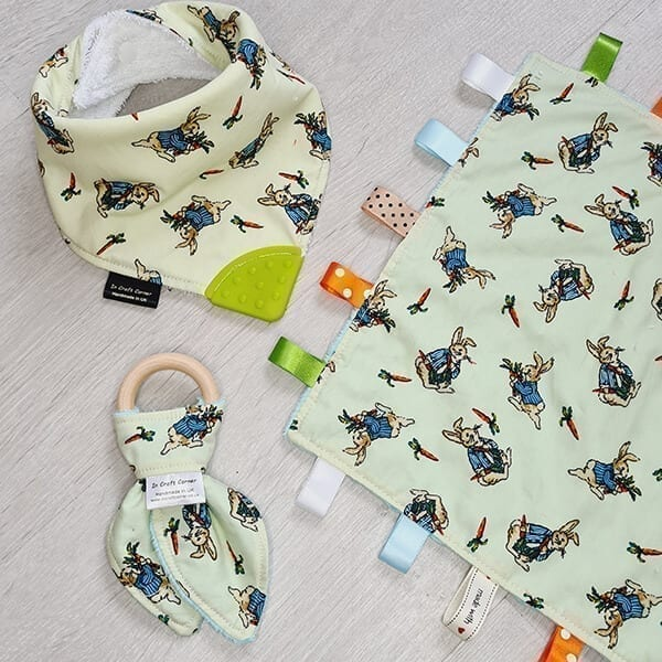 peter rabbit 3 piece bundle