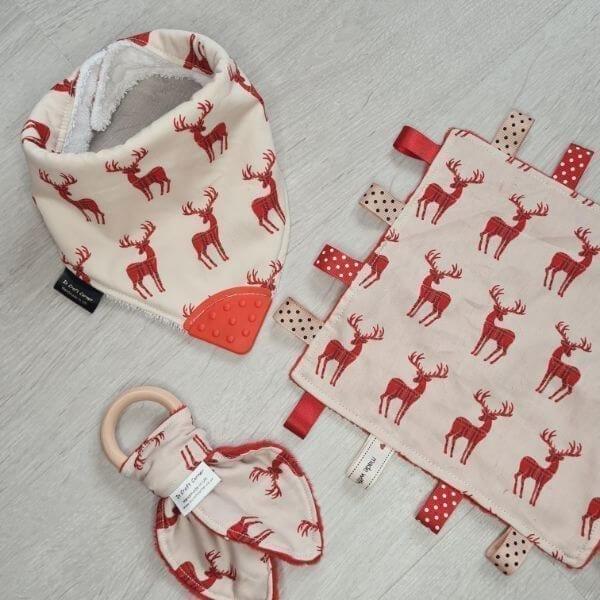 Red Deers 3 Piece Bundle