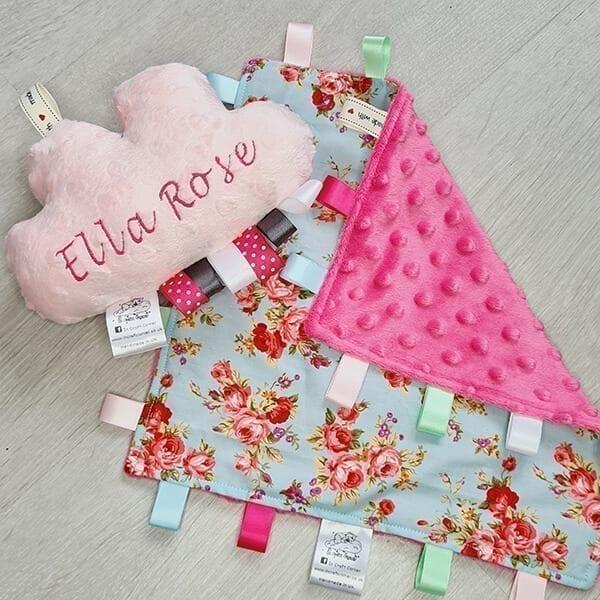 sky floral 2 piece bundle