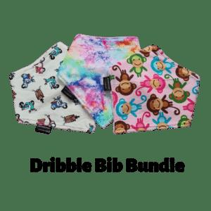 Dribble Bib Bundles