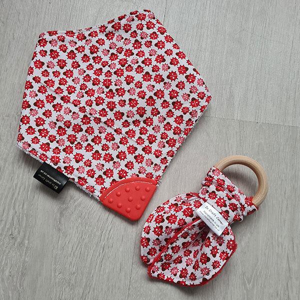 Mini Ladybird Teething Bundle