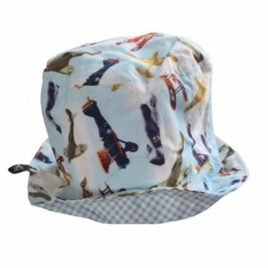 Blue Planes Sun Hat