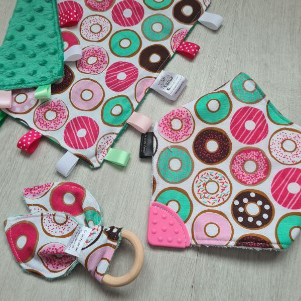 Doughnut 3 Piece Bundle