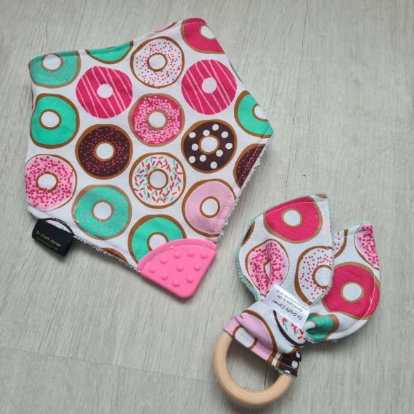 Doughnut Teething Bundle