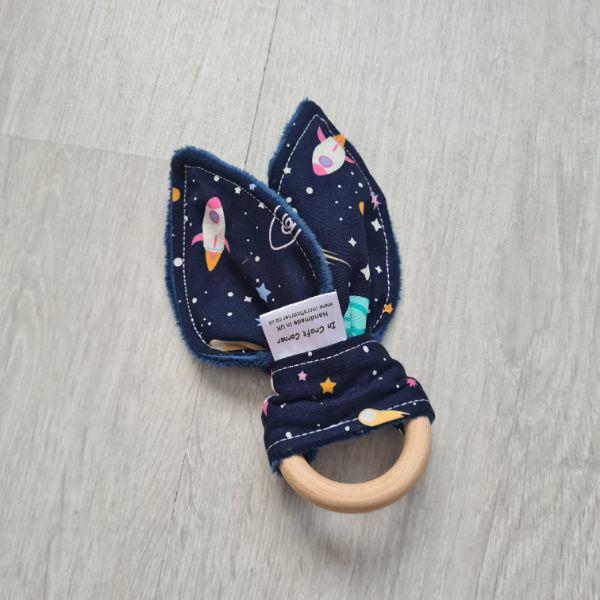 Space Teething Ring