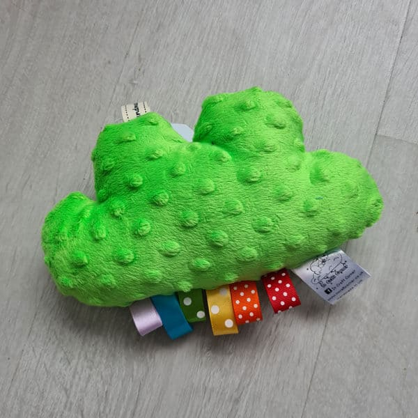 Lime Green Cuddle Cloud