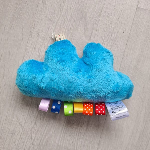 Turquoise Cuddle Cloud