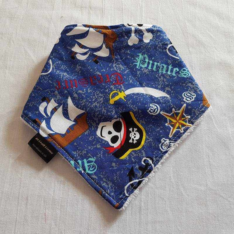 Pirates Dribble Bib